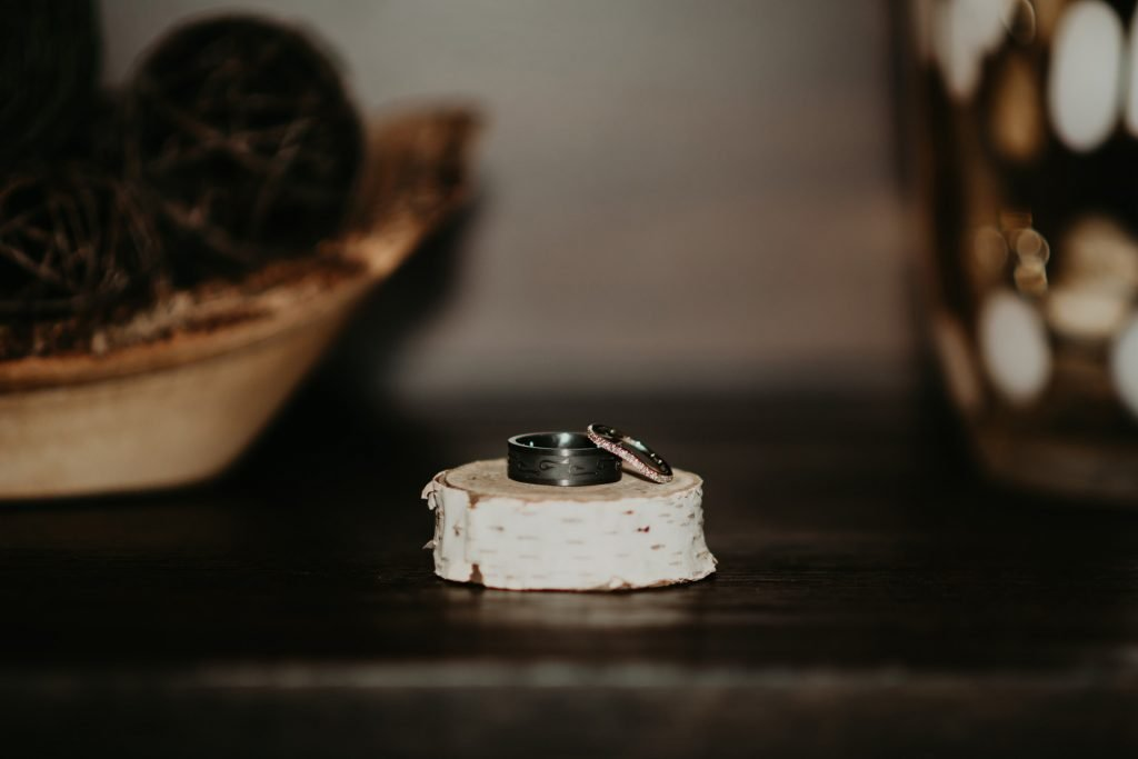 Ideal Wedding Photography Timeline - Rings, Dress, Shoes, & Other Details